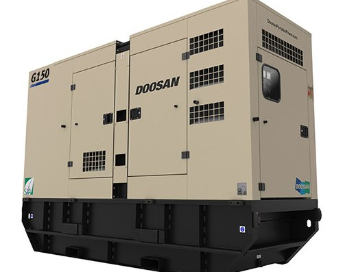 Doosan Portable Power: G150-IIIA