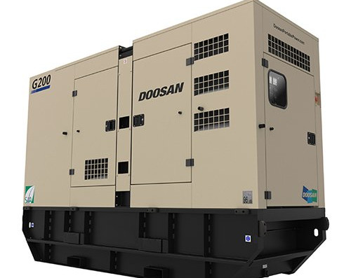 Doosan Portable Power: G200-IIIA