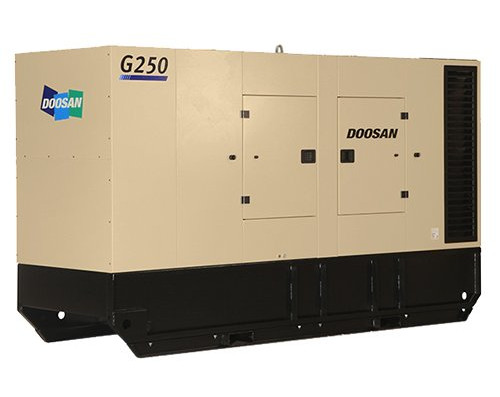 Doosan Portable Power: G250-IIIA