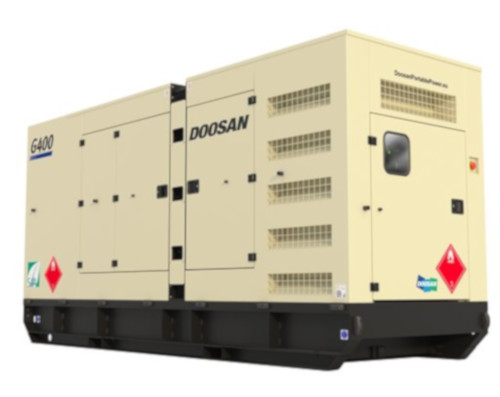 Doosan Portable Power: G400-IIIA