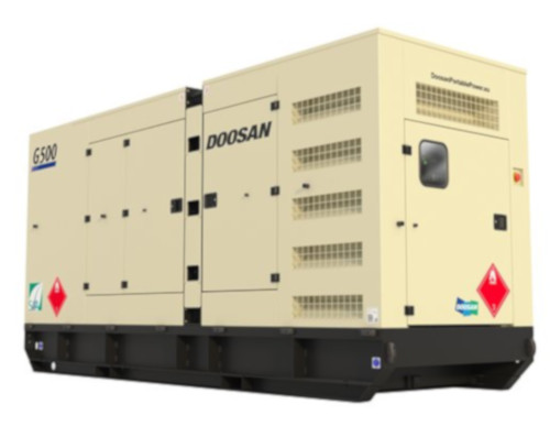 Doosan Portable Power: G500-IIIA