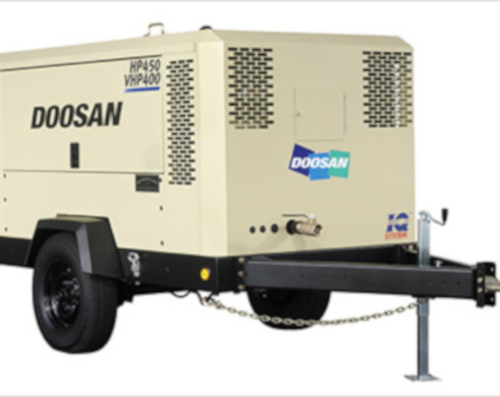 Doosan Portable Power Kompressor