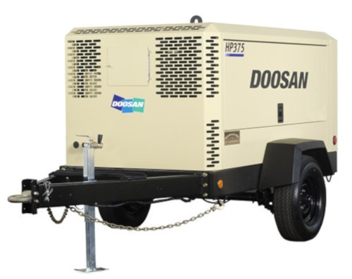 Doosan Portable Power: HP375WCU-T2