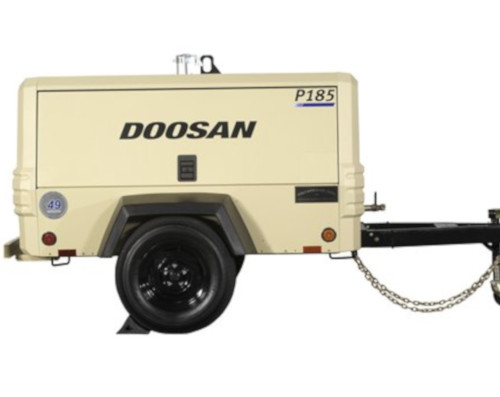 Doosan Portable Power: P185WYD-T4i