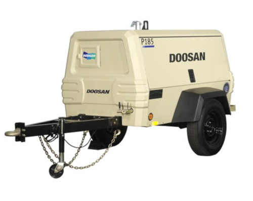 Doosan Portable Power: P185WYM-T4i