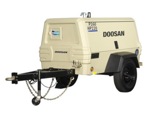 Doosan Portable Power: P260/HP220WYM-T3