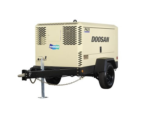 Doosan Portable Power: P425WCU-T2