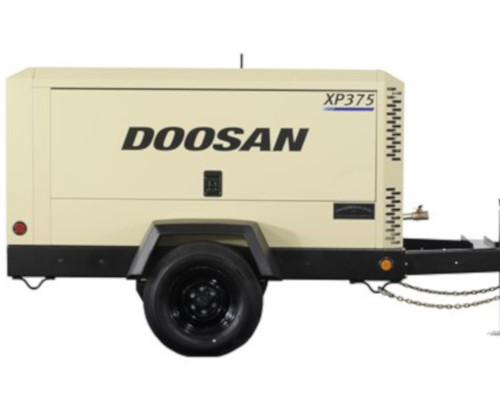 Doosan Portable Power: XP375WCU-T2