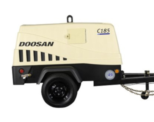 Doosan Portable Power: C185WKU-T2