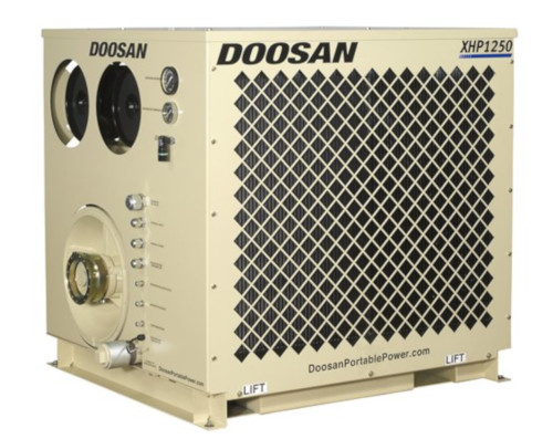 Doosan Portable Power: XHP1250CMH-1800