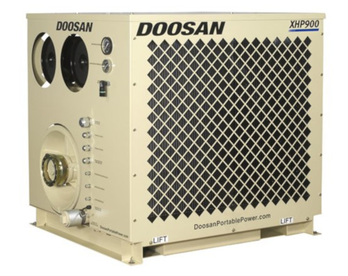 Doosan Portable Power: XHP900CMH-1800