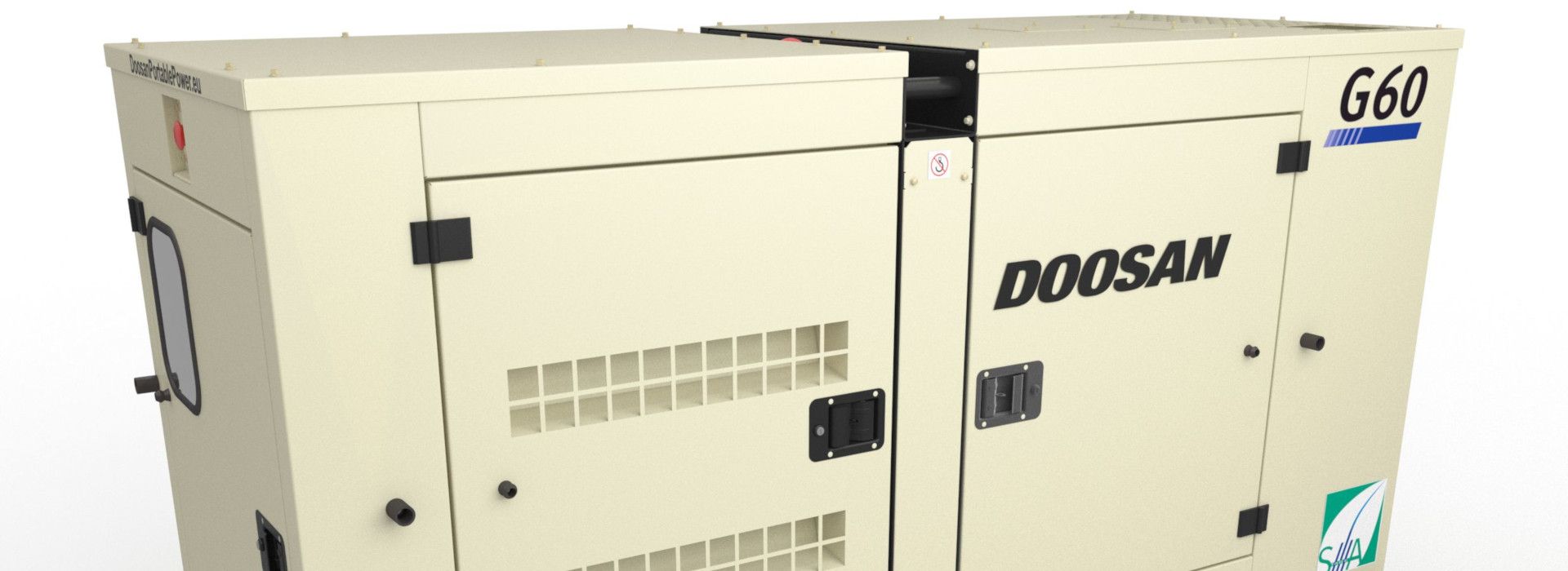 Doosan Portable Power: G60(2)
