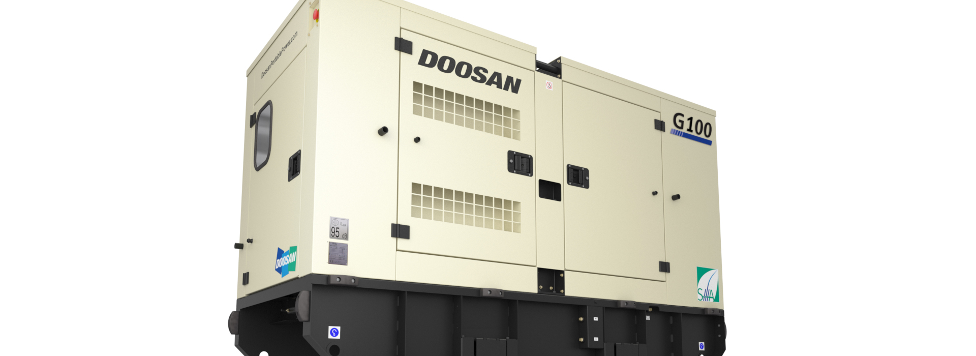 Doosan Portable Power: G100